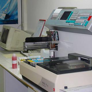 Laboratoire d'analyse intégré