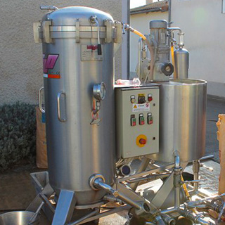 Filtration Kielselghur